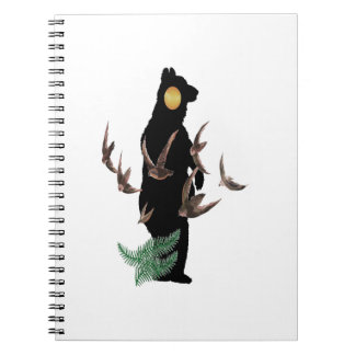 Free to be Wild Notebook