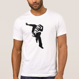 Free to Dance Men's Alternative Apparel Basic Crew T-Shirt