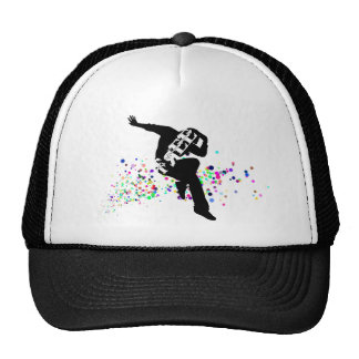 Free To Dance tucker hat