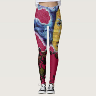 free to the sky leggings