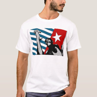 Free West Papua Art T-Shirt