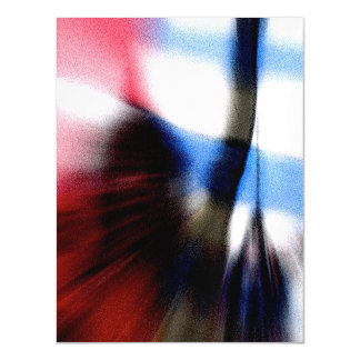 Free West Papua Art Thin Magnetic Card Magnetic Invitations