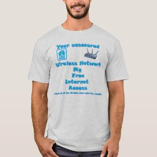 Free wireless T-Shirt