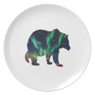 FREE WITH AURORA PARTY PLATES