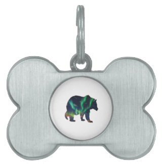 FREE WITH AURORA PET TAG