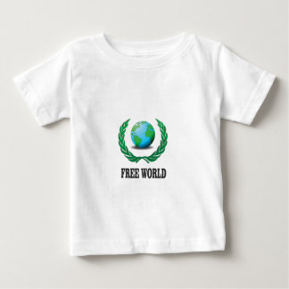 free world baby baby T-Shirt