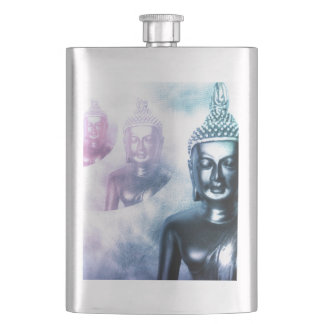 Free Your Mind Hip Flask
