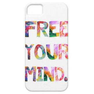 Free Your Mind iPhone 5 case
