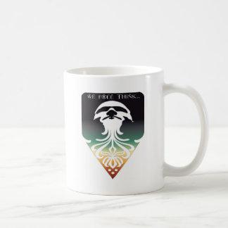 Free Your Mind Basic White Mug