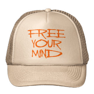 Free Your Mind Trucker Hat