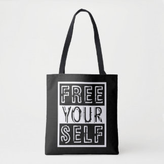 Free Your Self Tote Bag