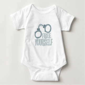 Free Yourself Baby Bodysuit