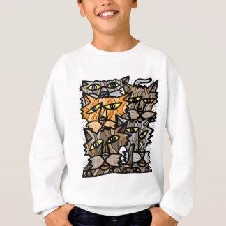 """Free Yourself"" Kids' Hanes Sweatshirt"