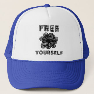 """Free Yourself"" Trucker Hat"