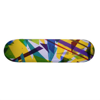 Freedom – Abstract Journey of Liberty Skate Decks