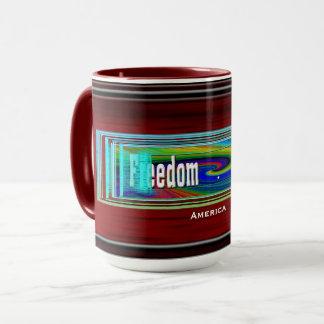 Freedom America Mug