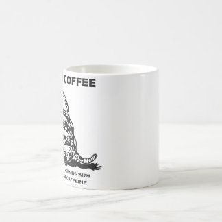 Freedom and Caffeine Coffee Mug