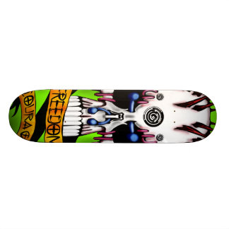 freedom and courage skate decks