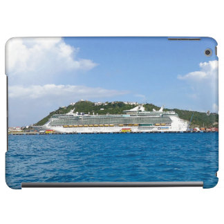 Freedom at St. Martin iPad Air Covers