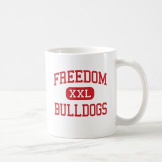 Freedom - Bulldogs - Area - Freedom Pennsylvania Coffee Mug