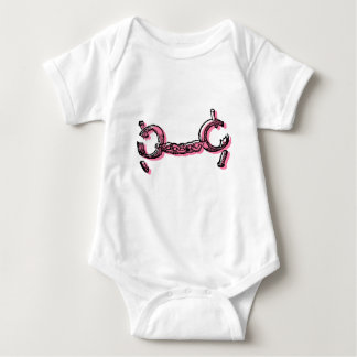 Freedom chains baby bodysuit