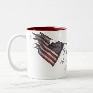 Freedom Defined Flag Mug