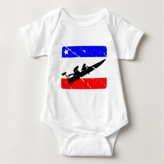 Freedom Drag-Boat apparel Baby Bodysuit