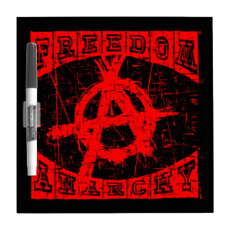 freedom dry erase board