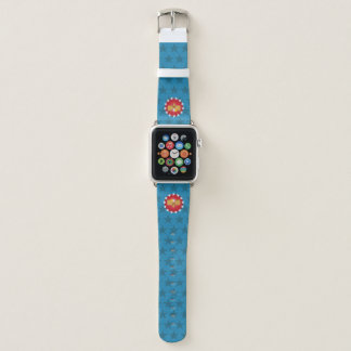 Freedom Eagle (Blue) - Apple Watch Band