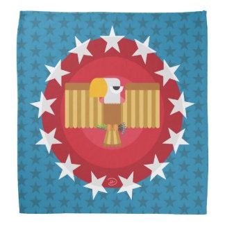 Freedom Eagle (Blue) - Bandana