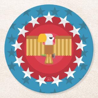 Freedom Eagle (Blue) - Coasters