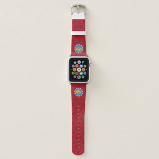 Freedom Eagle (Red) - Apple Watch Band