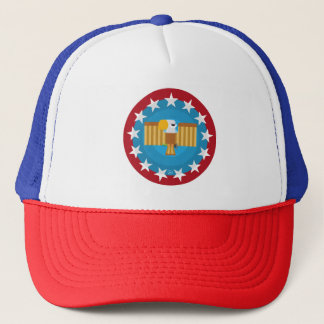 Freedom Eagle (Red) - Hat