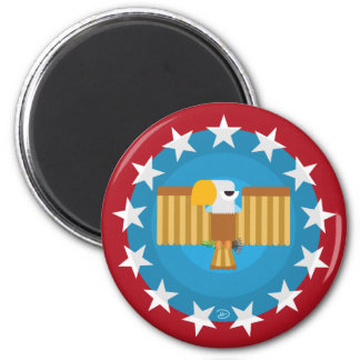 Freedom Eagle (Red) - Magnet