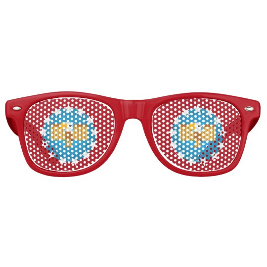 Freedom Eagle (Red) - Sunglasses