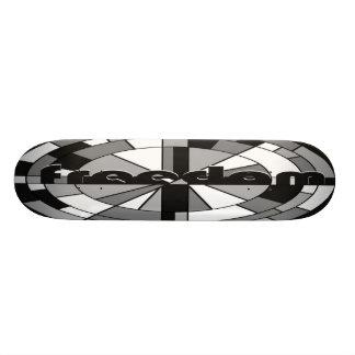 Freedom Embraced Skateboard