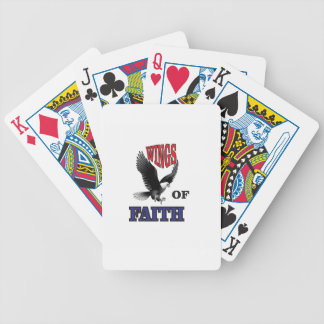 freedom fighter art poker deck