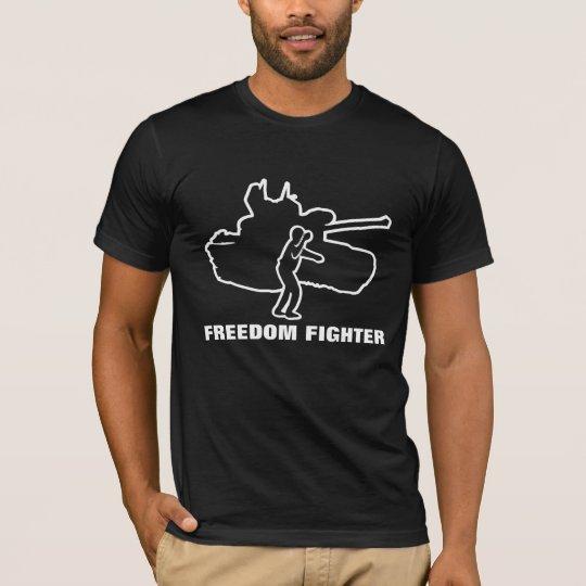 FREEDOM FIGHTER/ FREE PALESTINE T-Shirt