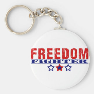 Freedom Fighter Keychain