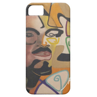 Freedom fighter - Lumumba by J. Kabinda iPhone 5 Cover
