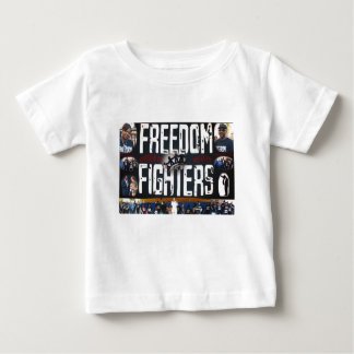 freedom fighters kids 2 baby T-Shirt