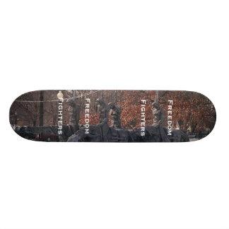 Freedom Fighters Skate Board