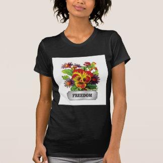 freedom flowers T-Shirt