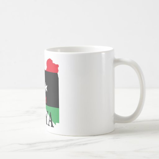 Freedom for Libya Coffee Mugs