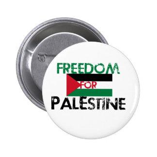 Freedom for Palestine 2 Inch Round Button