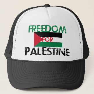 Freedom for Palestine Trucker Hat