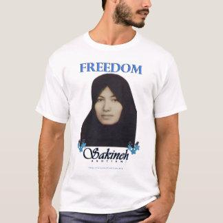 Freedom for Sakineh Ashtiani T-Shirt