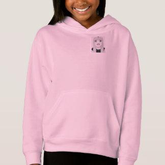 Freedom Girl Pink Hoodie
