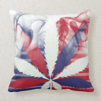 Freedom High Throw Pillow