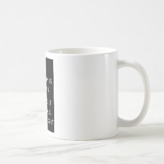 freedom is in peril defend it with all your might classic white coffee mug